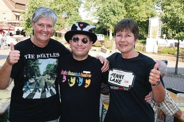 Beatles-Stammtisch bei ReCartney