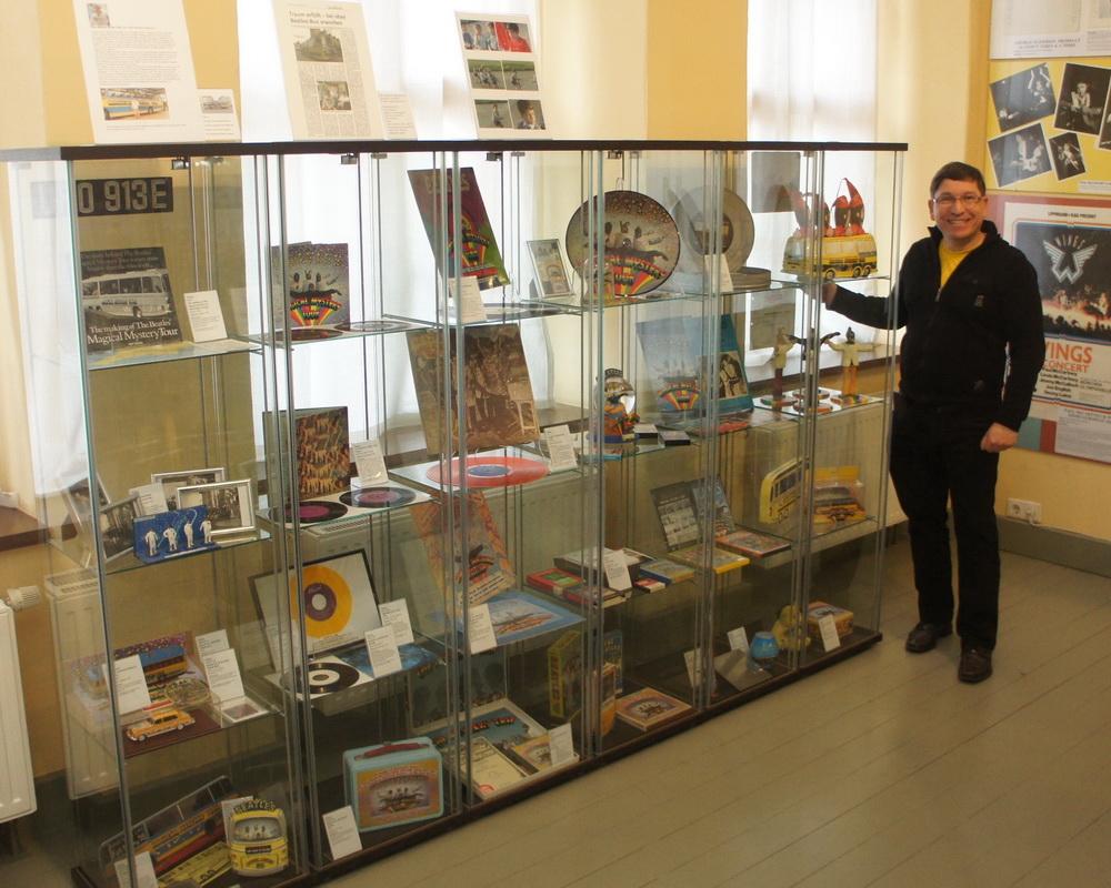 MMT-Ausstellung Simon