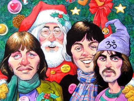 The-Beatles-as-father-christmas_klein