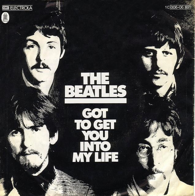 The Beatles Drive My Car Album