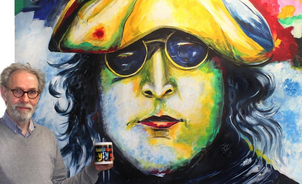 John Lennon by Bernd Lehmann