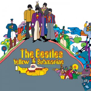 Beatles-LP-yellow submaine