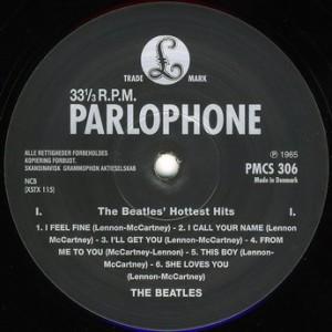 Beatles_Hottest Hits_RI_Label_a