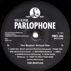 Beatles_Hottest Hits_RI_Label_b