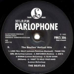 Beatles_Hottest Hits_RI_Label_b