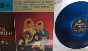 Beatles_Hottest Hits_RI_blue