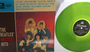 Beatles_Hottest Hits_RI_green