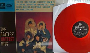 Beatles_Hottest Hits_RI_red