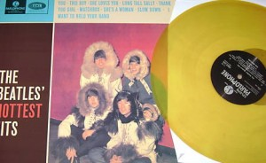 Beatles_Hottest Hits_RI_yellow