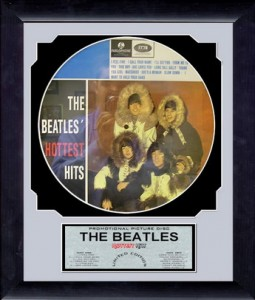 Hottest Hits_Promo Picture Disc