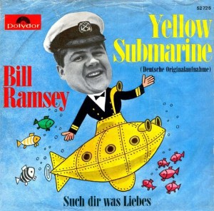 Bill Ramsey - Yellow Submarine