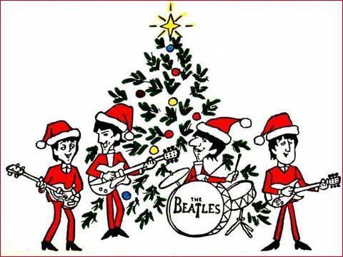 Frohe Weihnachten! - Beatles-Stammtisch-Hannover